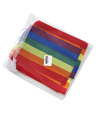 20 pcs Rainbow flag on string